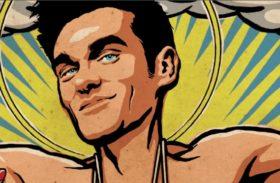 """""""Quem Vai Ficar Com Morrissey?"""" é a estreia de Leandro Leal como autor"""